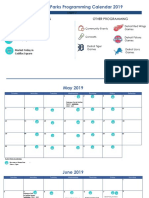 2019 Summer_DDP Parks Programming Calendar