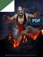 WWE SuperstarMonsters Posters BigE