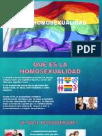 que es la homosexualidad. presentación en diapositiva