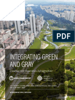 Integrating Green and Gray-Creating Next Generation Infrastructure