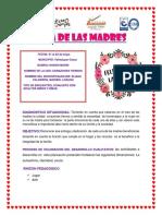 Celebracion Dia de Las Madres 2019