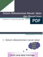 Pertemuan 11 Sistem Dokumentasi Rawat Jalan Dan Rawat Inap