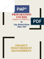 9 Project Procurement Management - 1
