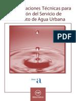 Recomendaciones Tecnicas Regulacion Servicio de Saneamiento.pdf