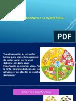 Dieta Cariogenica