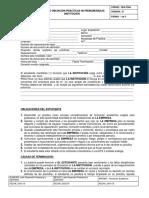 GEG-FO08 Formato Iniciacion Practicas No Remuneradas CUN Asume ARL