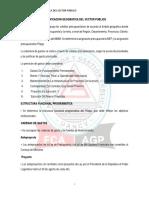 Clasificacion Geografica Del Sector Publico