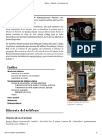 Teléfono - Wiki