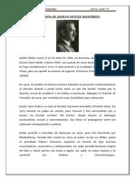 Biografía de Adolfo Hitler