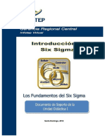Introduccion Six Sigma