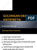 golongan obat antipiretik