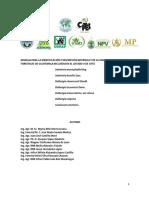 Manual de Identificación de Especies Palo Escrito