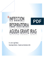 Infeccion Respiratoria Aguda Grave Irag Conceptos Basicos