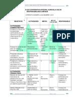 Plan Operativo Anual Chilte 2018