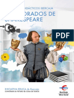 enamorados de Shakespeare