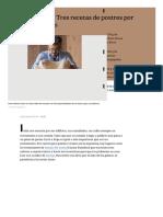 Dulces italianos. Tres recetas de postres por Donato De Santis - LA NACION.pdf