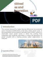 Ciclos Combinados y Cogeneración