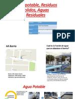 Agua potable, Residuos Solidos, Aguas Residuales.pptx