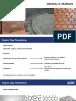 7 Presentación-materiales Cerámicos Generalidades