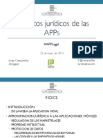 Jornada Aplicaciones APP