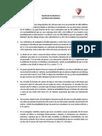 TALLER DE ESTADISTICA DISTRIBUCION NORMAL - EXPONENCIAL (1).docx