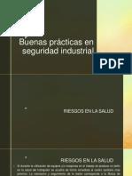 Buenas Prácticas en Seguridad Industrial