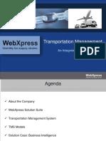 WebXpress Transportation Management System (TMS) Solution.pdf