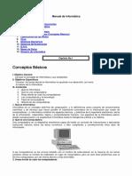 Breve Manual y Glosario de Informática