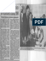 La Recesion Economica Se Extendera Hasta 1990 - Diario Panorama 16.09.1989