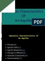 Hydraulic Prop. Aquifer