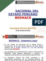 RED NACIONAL DEL ESTADO PERUANO REDNACE