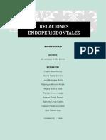 relaciones endoperiodontales