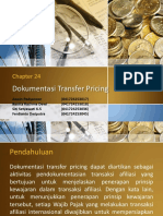 Chapter 24. Dokumentasi Transfer Pricing