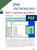 [Elec] Elek - DeLPHI Pour Électroniciens 01-10