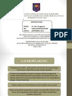 Rancangan Aktualisasi Calon Pegawai Negeri Sipil