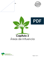 6. EIA_Cap03_Áreas de Influencia