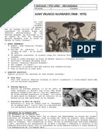 CIENCIAS SOCIALES Juan Velasco Alvarado