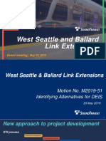 Sound Transit Board Slide Deck