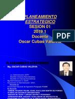 SESION 01 -Planeamiento Estratégico