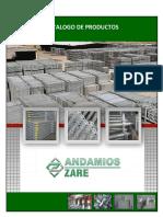 Catalogo Zare Andamios