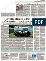 Turning an Anti-Virus