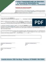 Autorización de Venta de Inmueble SAT OFICIAL