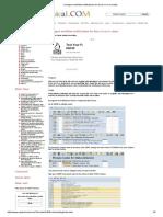 Configure Workflow Notifications for IDocs in Error Status