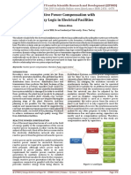 166 Reactive Power Compensation With Fuzzy Logic in Electrical Facilities