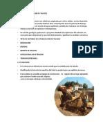 Metodos de Estabilizacion de Taludes Informeee