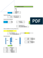 Excel Diseño de Mezcla