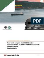 JCO Series GMDSS Console