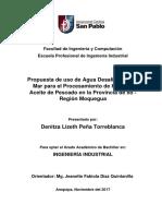 Peña Torreblanca Den Pro
