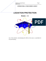 Radiation Protection (Module 1.2)