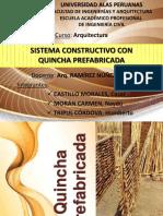 215899658 Quincha Prefabricada Terminada